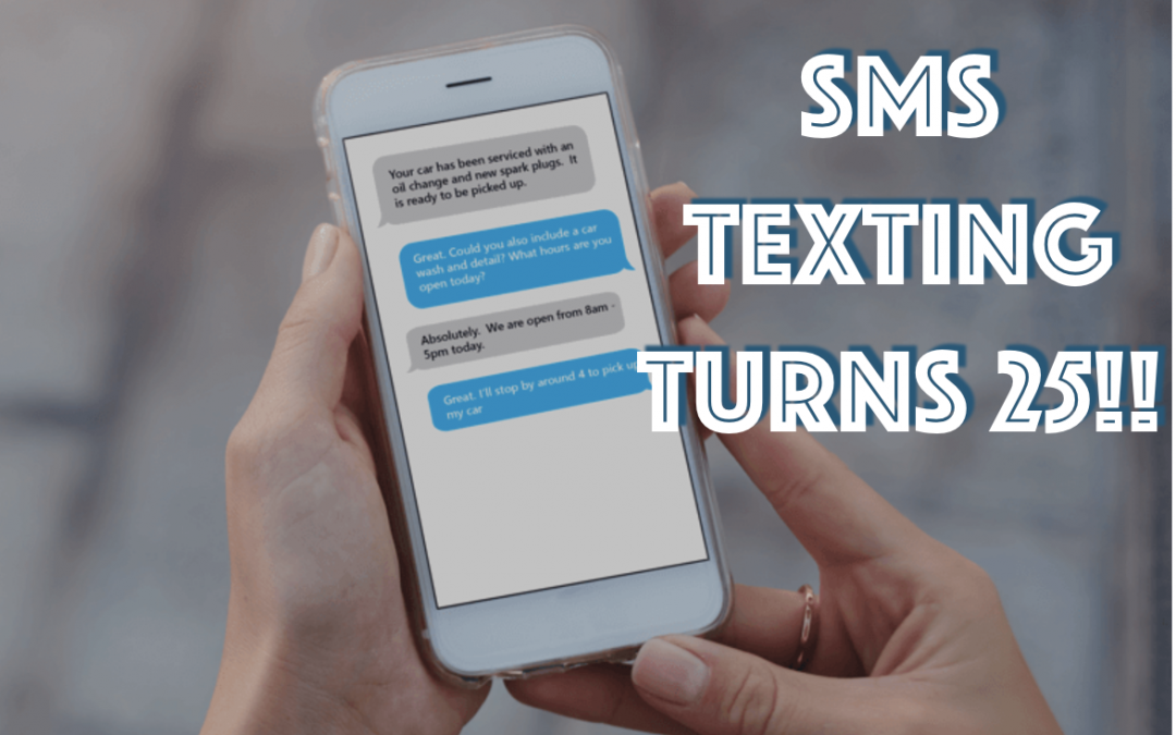 At 25 Years Old, SMS is the Worlds Biggest Communications Platform